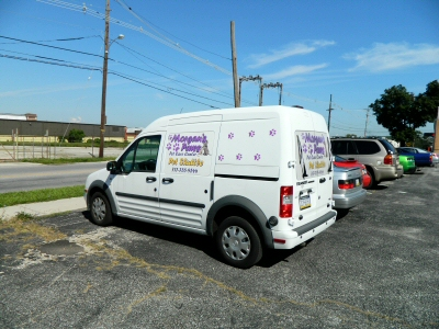Use the Pet Shuttle Service at Morgan's Paws Pet Care Center in York, PA